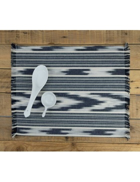 Placemat Gorg Blau Black