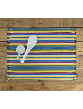 Placemat striped Estiu