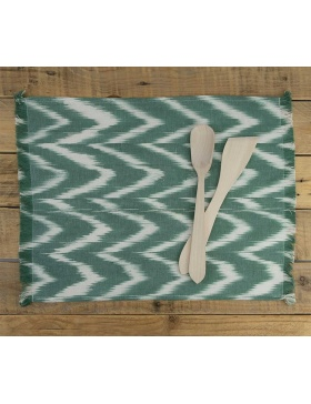 Placemat Talaia Forest Green